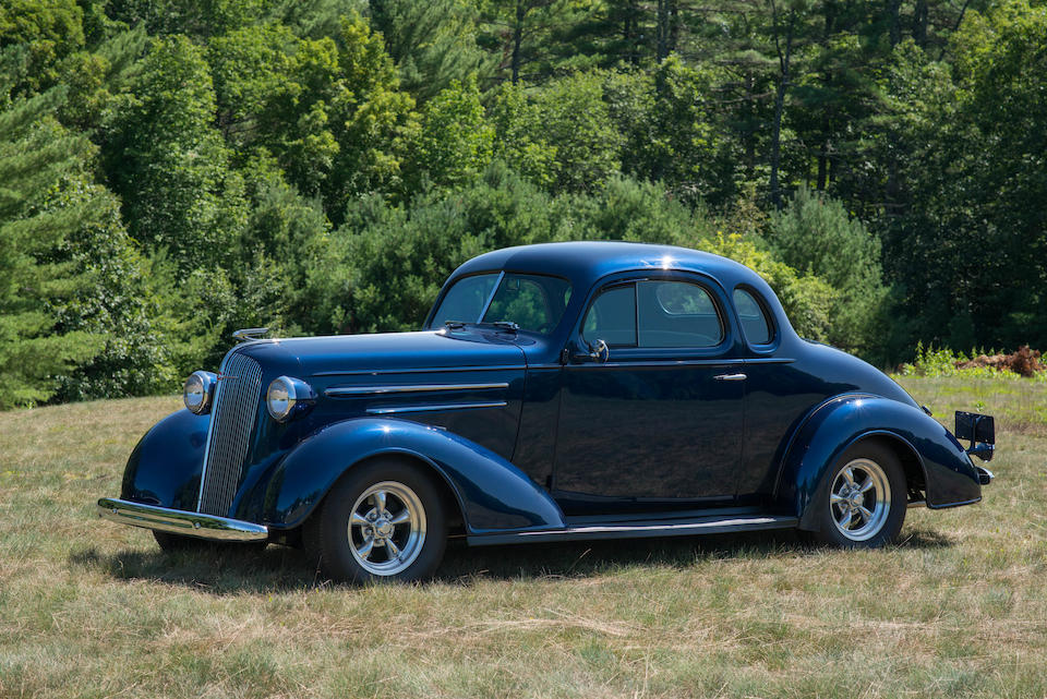 <b>1936 Chevrolet Master Coupe</b><br />Chassis no. 361017