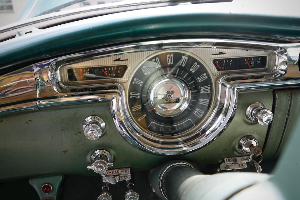 <b>1954 Oldsmobile Super 88 Coupe</b><br />Chassis no. 548K23976