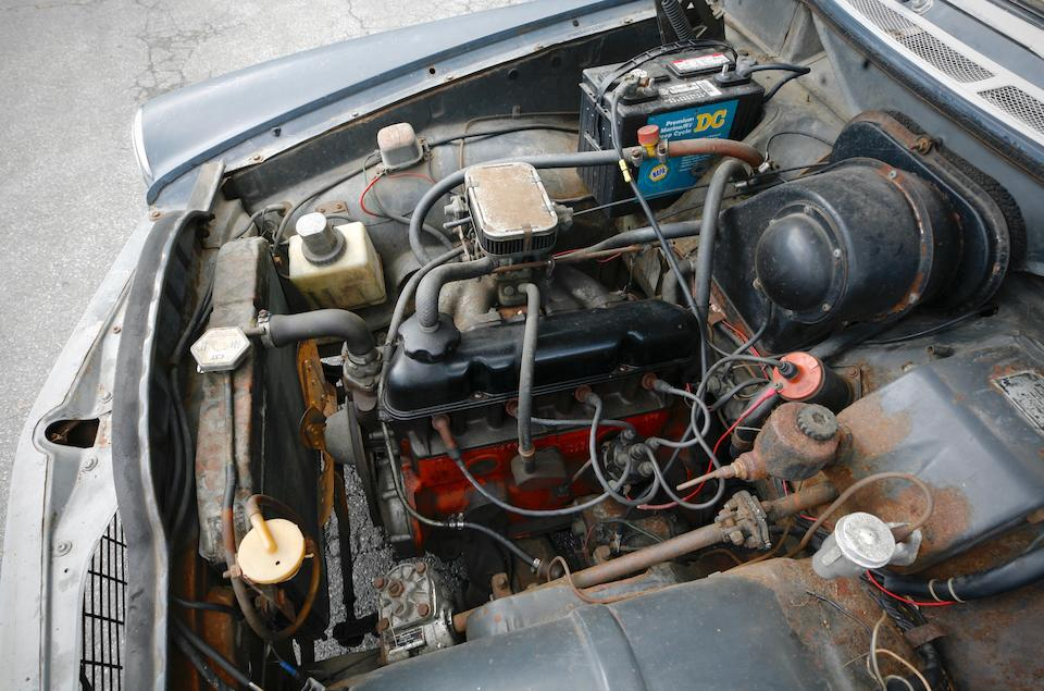 <b>1964 Volvo 122S</b><br />Chassis no. 164535