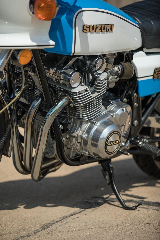 1978 Suzuki GS1000 Wes Cooley Tribute Frame no. GS1000504730 Engine no. GS1000110909