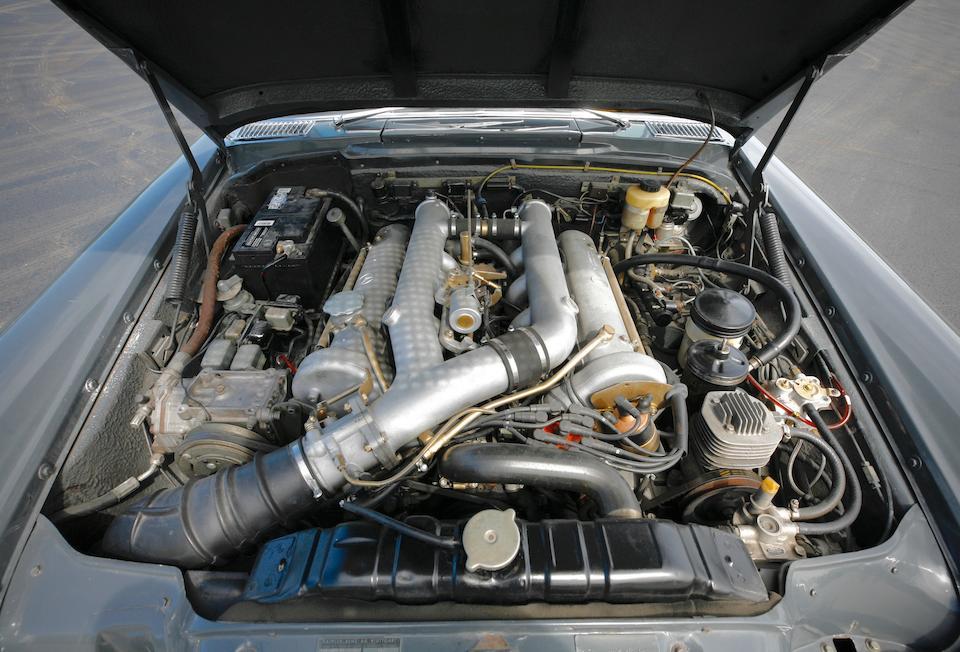 <b>1966 Mercedes-Benz 600 Short Wheelbase</b><br />Chassis no. 100.012-12-000607