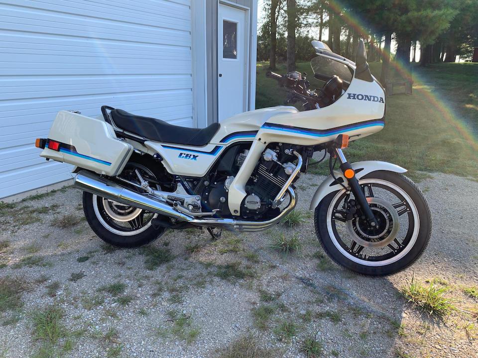 1982 Honda CBX1000 Touring Frame no. JH2SC0600CC400173 Engine no. SC03E-2302186