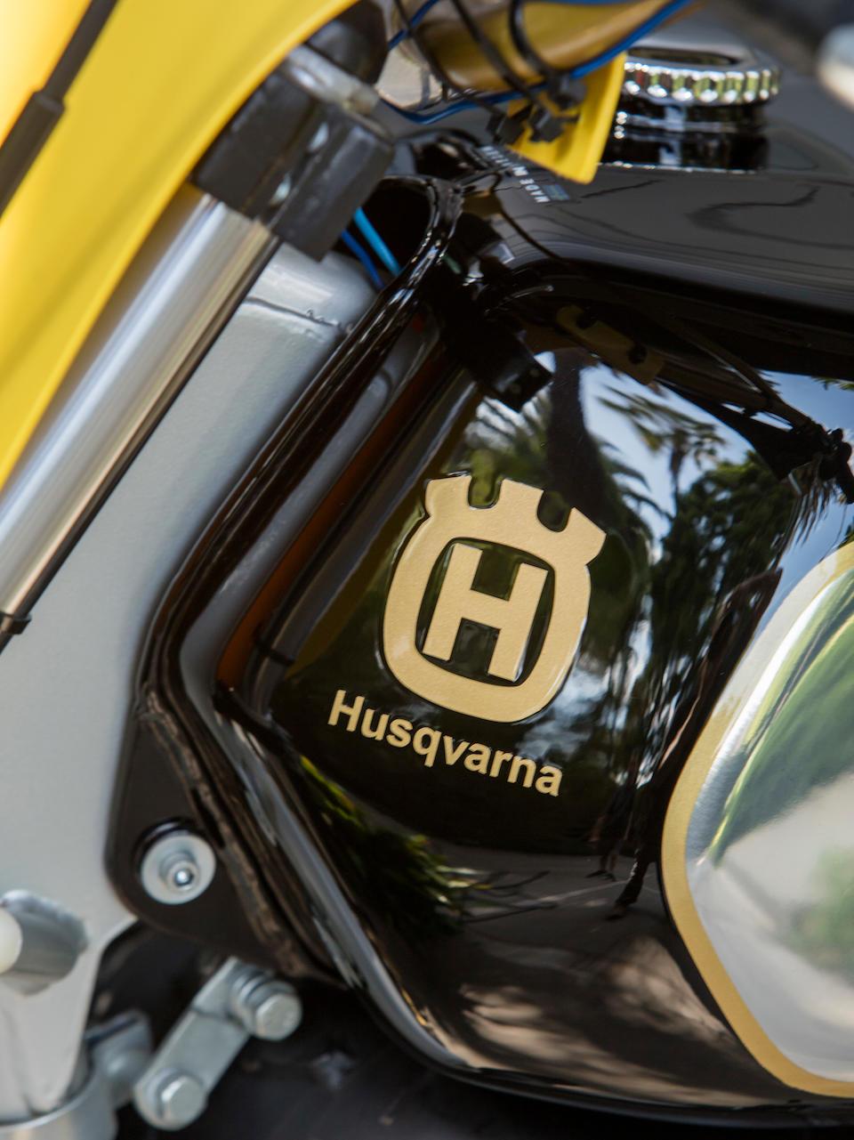 1982 Husqvarna CR 500