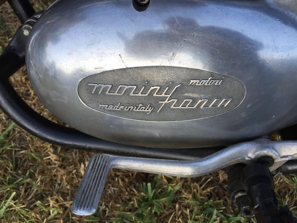 1969 Wilier Mini Frame no. 8712 Engine no. 4815