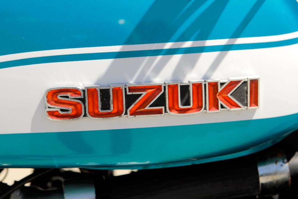 1972 Suzuki GT750J Frame no. GT75024783 Engine no. GT75025196