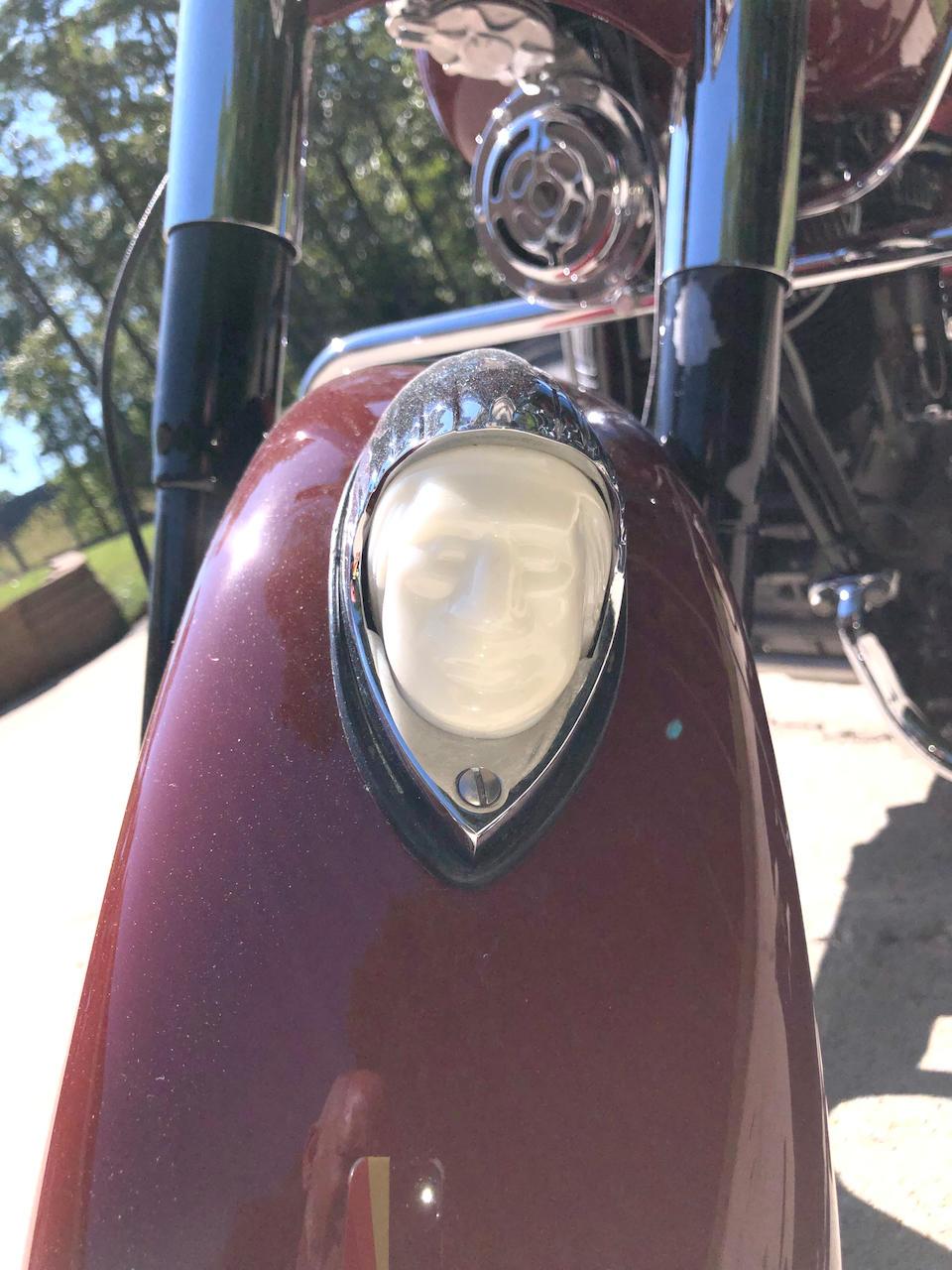 1952 Indian Chief Roadmaster Frame no. CS 6050 Engine no. CS 6050