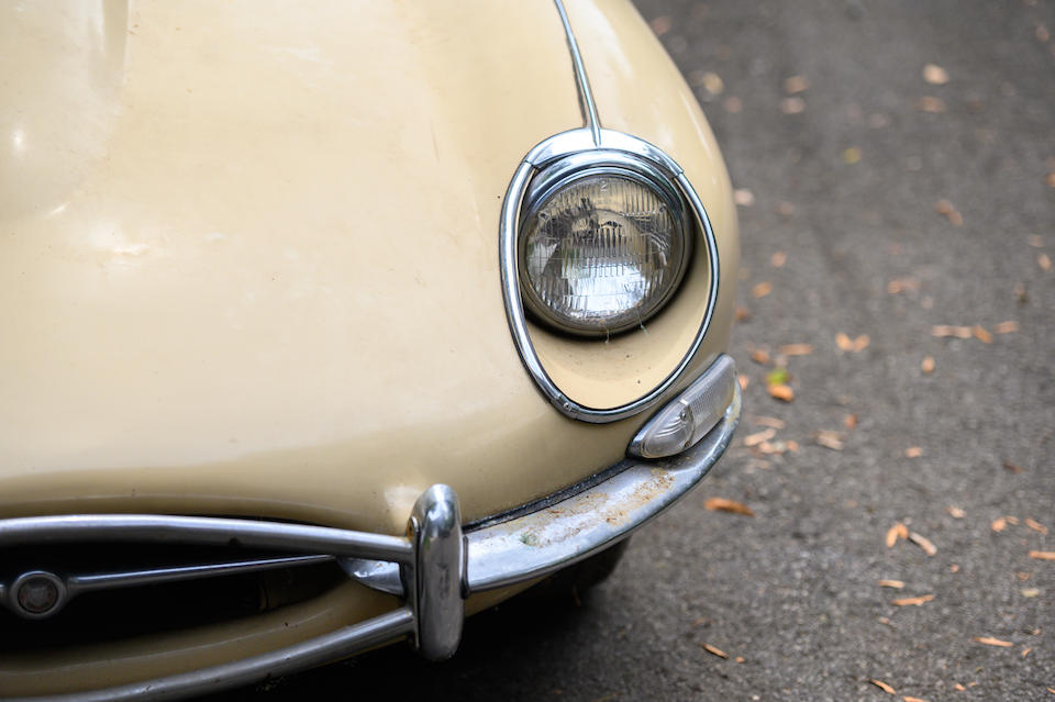 <b>1968 Jaguar E-Type Series 1&#189; 4.2 Roadster</b><br />Chassis no. 1E16367<br />Engine no. 7E15042-9
