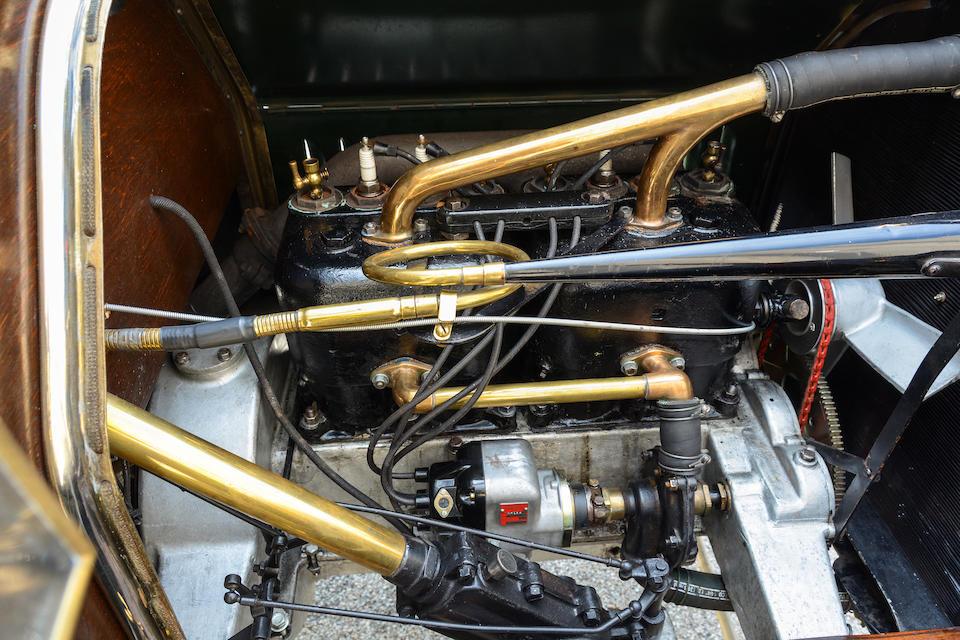 <b>1912 Oakland Model 30 Tourer</b><br />Chassis no. 7500