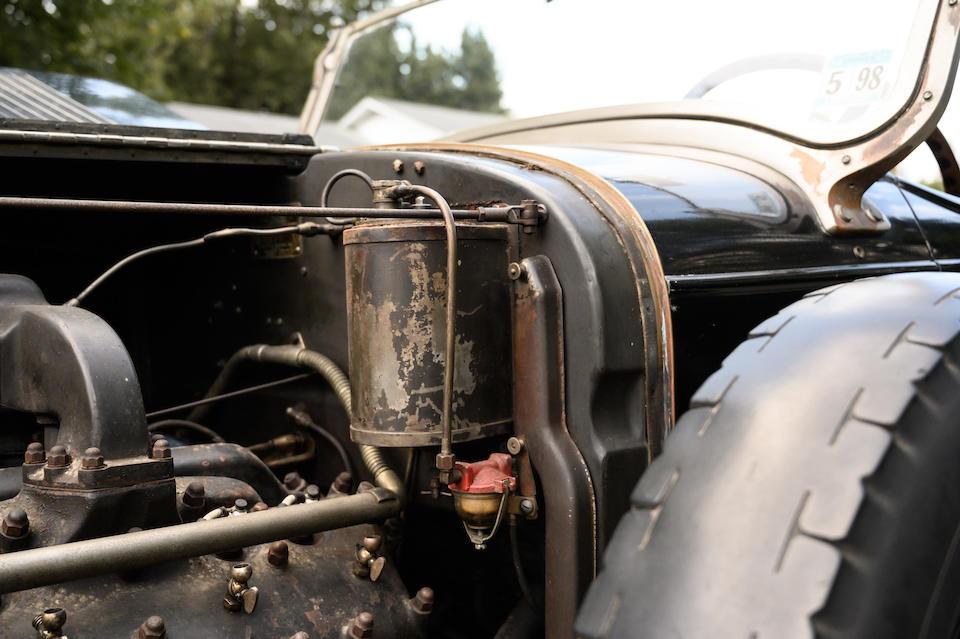 <b>1928 Lincoln Model L Sports Phaeton</b><br />Chassis no. 49681<br />Engine no. 49681