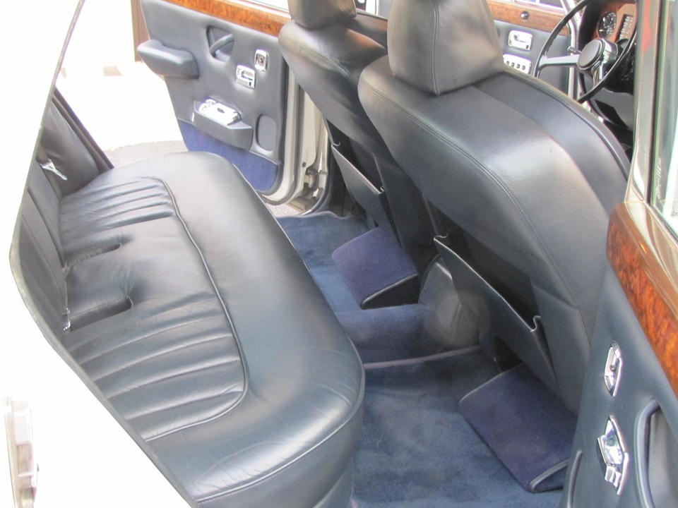 <b>1979 Rolls-Royce Silver Shadow II</b><br />Chassis no. SRK37706<br />Engine no. 37706