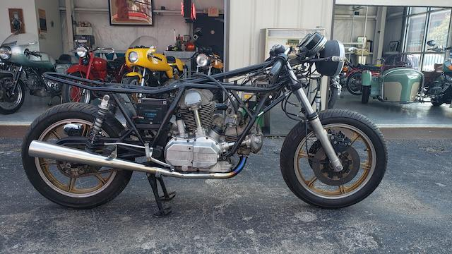 1980 Ducati Darmah 900 SS Desmo Frame no. DM900SD*950880 Engine no. 904536 DM860