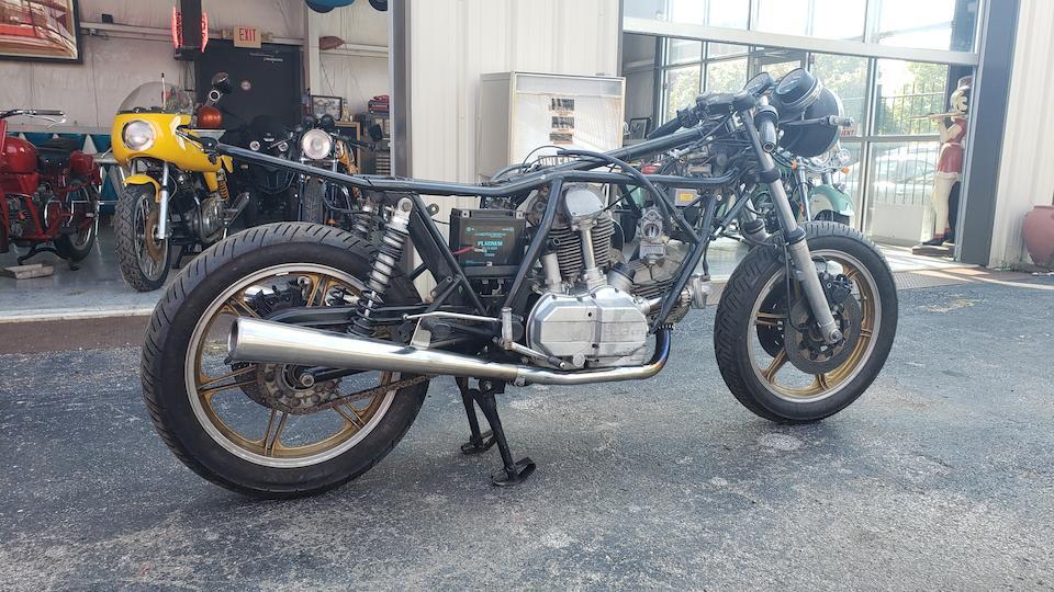 1980 Ducati Darmah 900 SS Desmo Frame no. DM900SD*950880 Engine no. 904536 DM860