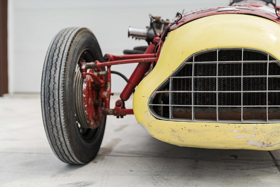 <b>c.1950 F.I.A.T.-Daniela 750 Testa d'Oro</b><br />Chassis no. 150595<br />Engine no. 577406