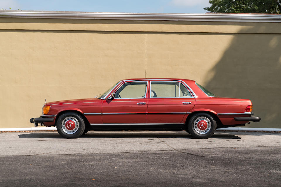 <b>1974 Mercedes-Benz 450 SEL</b><br />Chassis no. 116.033 12 021425