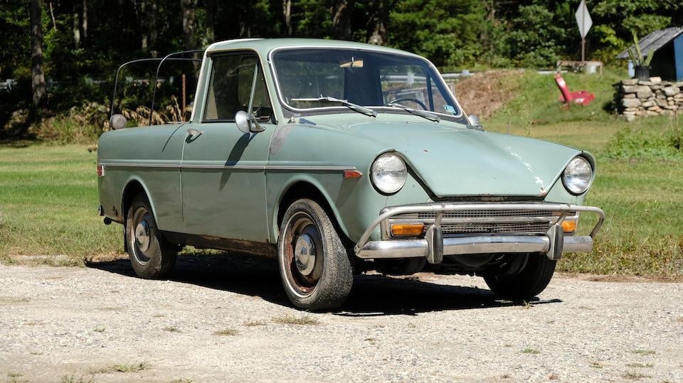 <b>1962 DAF 750 Pickup</b><br />Chassis no. 118284