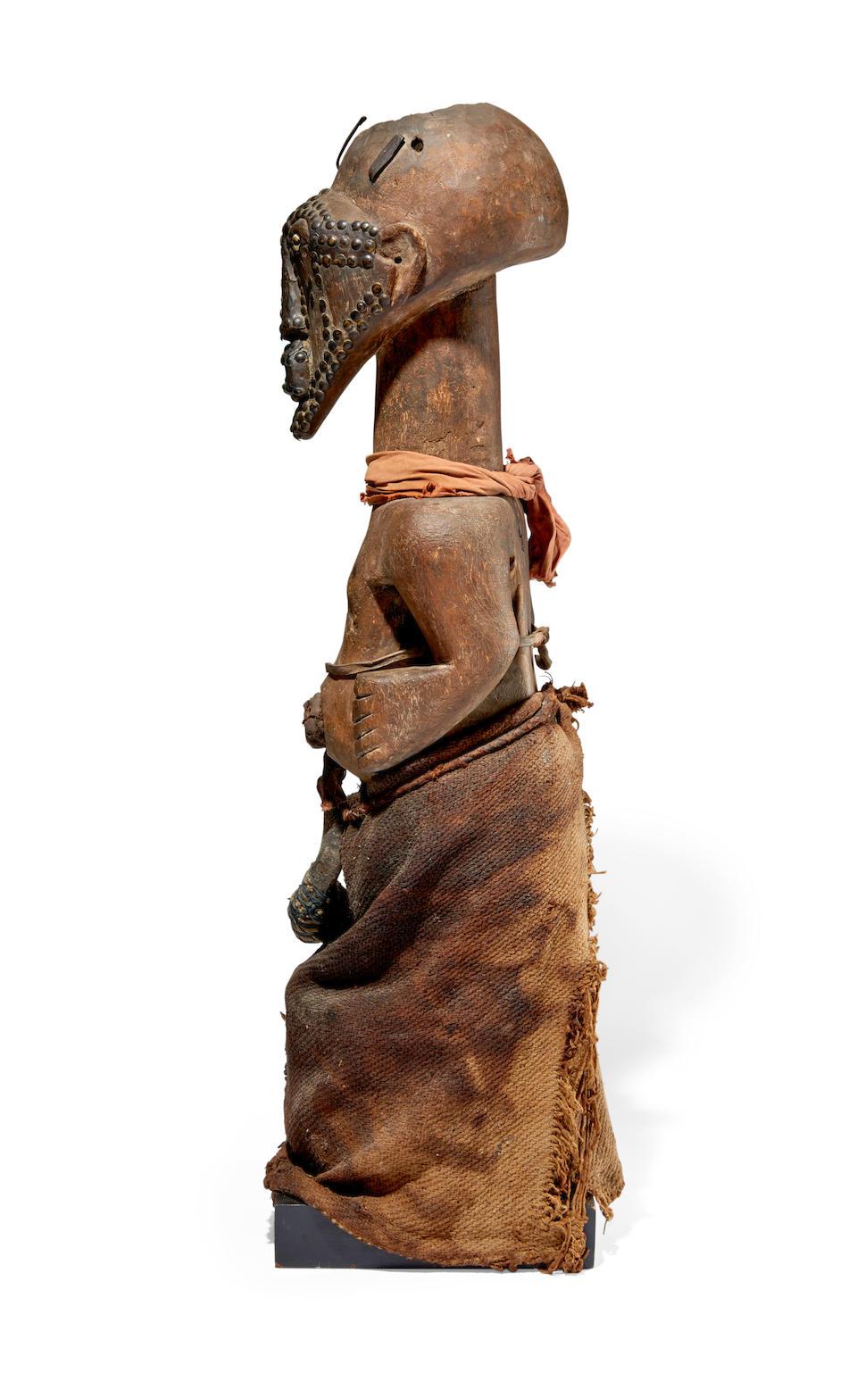 Songye Community Power Figure, Democratic Republic of the Congo