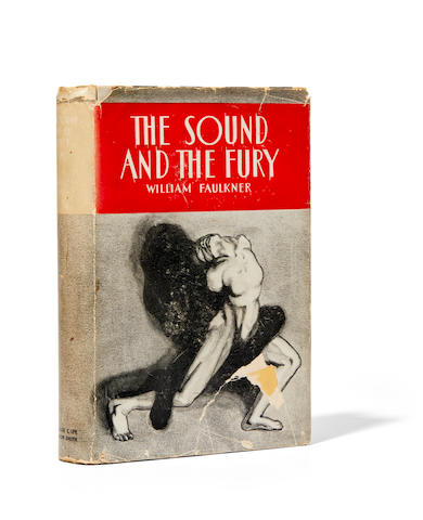 FAULKNER, WILLIAM. 1897-1962. The Sound and the Fury. New York: Jonathan Cape and Harrison Smith, 1929.