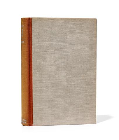 FAULKNER, WILLIAM. 1897-1962. These 13: Stories. New York: Jonathan Cape & Harrison Smith, [1931].