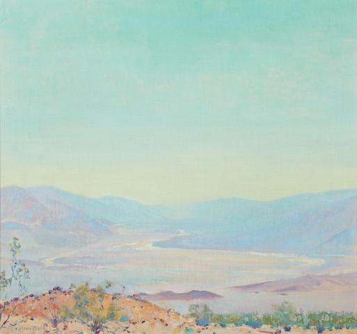 Alson Skinner Clark (1876-1949) Death Valley 30 x 32in