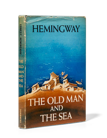 HEMINGWAY, ERNEST. 1899-1961. The Old Man and the Sea.  New York: Charles Scribner's Sons, 1952.