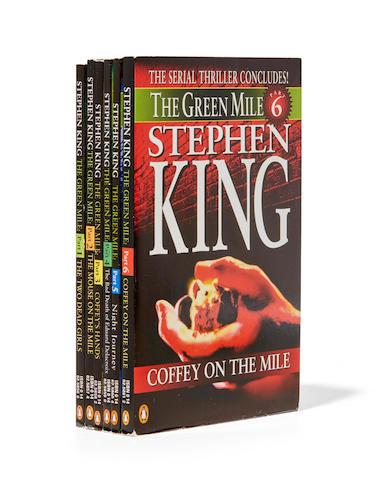 KING, STEPHEN. B.1947. The Green Mile. London: Penguin Books, 1996.