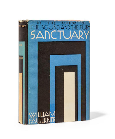FAULKNER, WILLIAM. 1897-1962. Sanctuary.  New York: Jonathan Cape & Harrison Smith, (1931).