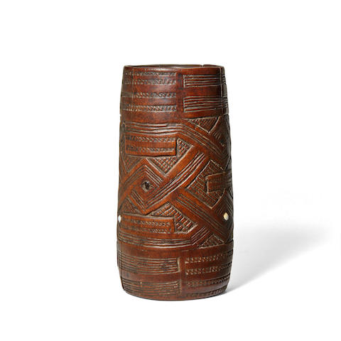 Kuba Libation Cup, Democratic Republic of the Congo