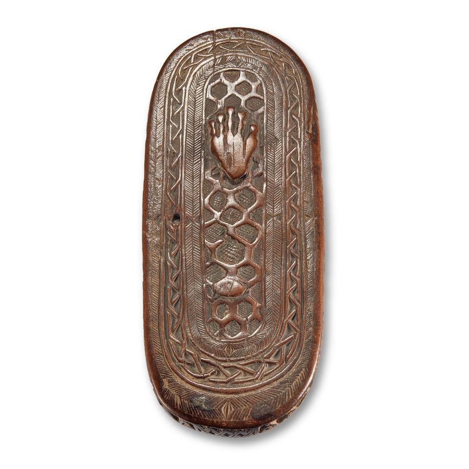 Kuba Cosmetic Box, Democratic Republic of the Congo
