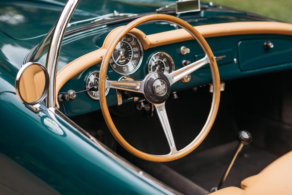 <b>1955 Lancia Aurelia B24S Spider America</b><br />Chassis no. B24S-1156<br />Engine no. B24-1210