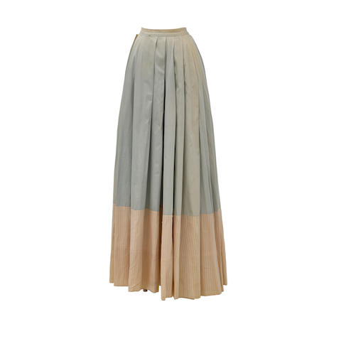 An Ann Rutherford skirt from Gone With the Wind