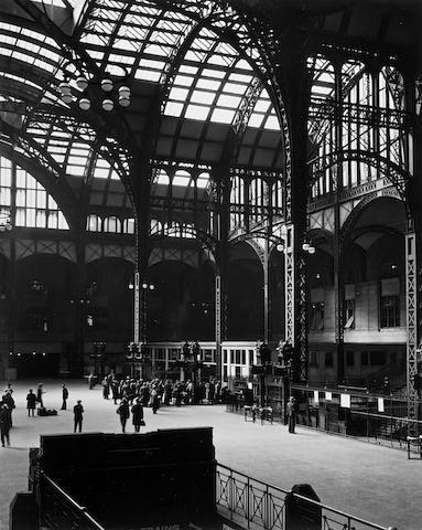 Berenice Abbott (1898-1991); Penn Station, New York City;