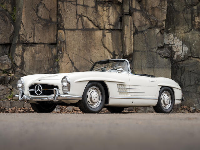 1959 Mercedes-Benz 300SL Roadster  Chassis no. 198.042.8500297