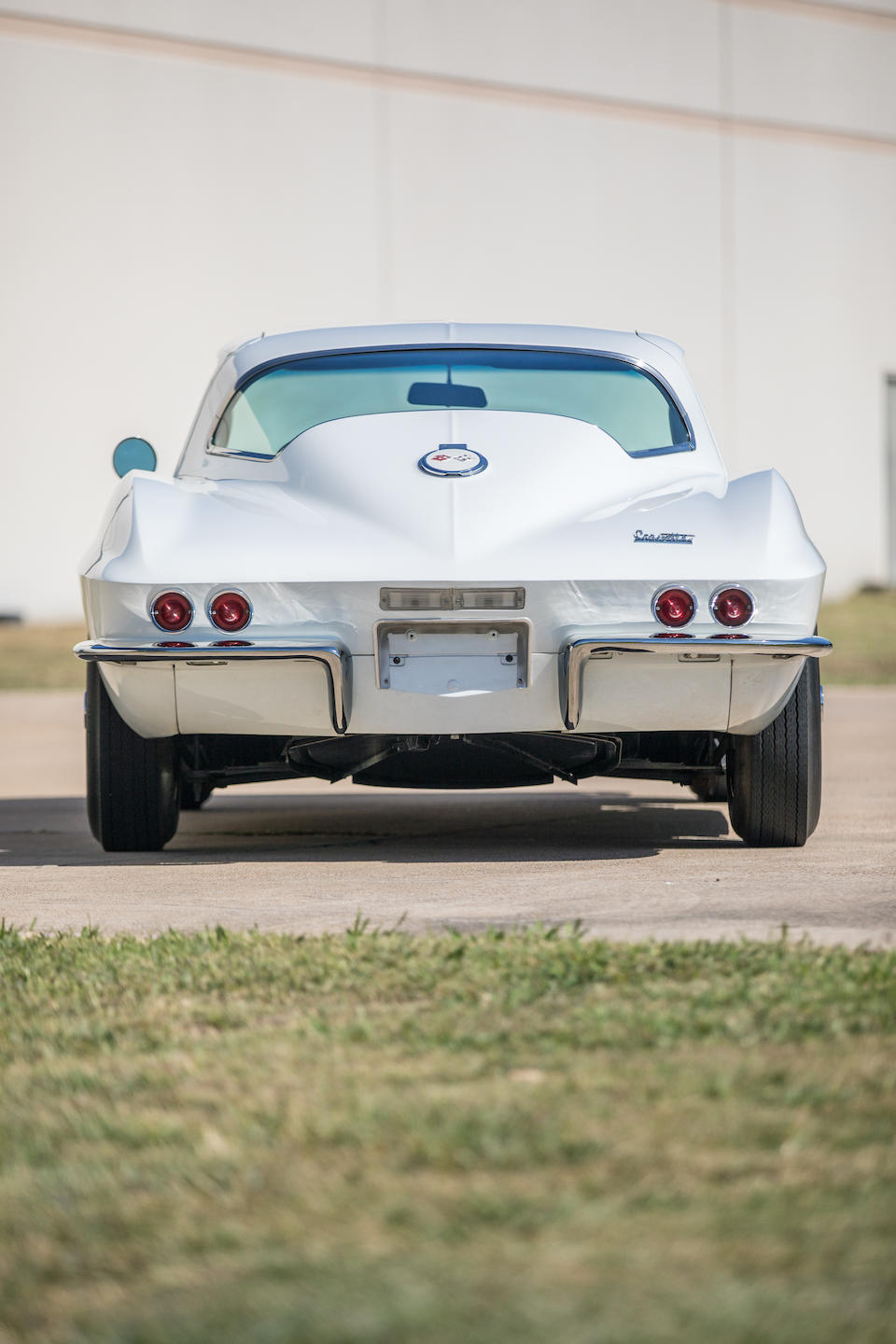 <b>1967 Chevrolet Corvette Coupe 427/435HP Coupe</b><br />Chassis no. 194377S1100975<br />Engine no. T1003JE 7110976