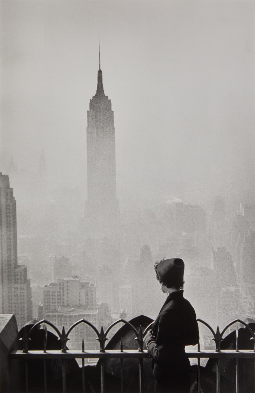 Elliott Erwitt (born 1928); New York City;