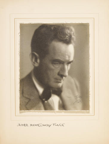 "TYCKO, AARON. 1893-1975. 17 silver gelatin print portraits, all signed at lower right by Tycko, Los Angeles, 1926-1934, most in ""Tycko / Ambassador Hotel / Los Angeles"" sleeves,"