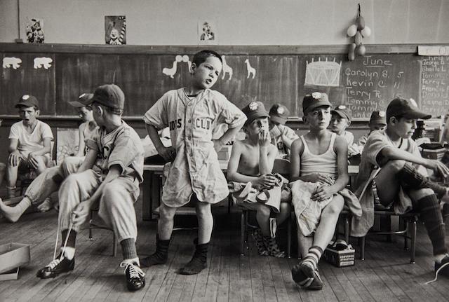 Yale Joel (1919-2006); Little League Spokesman Voices Players' Demands for Pants, Manchester, New Hampshire;