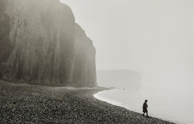 Martine Franck (1938-2012); Les Petites-Dalles, Normandy;