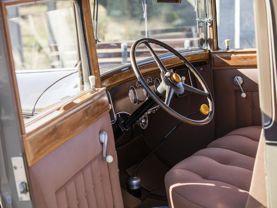 <b>1931 Packard 840 DeLuxe Eight 4 Passenger Coupe</b><br />  Chassis no. 190041