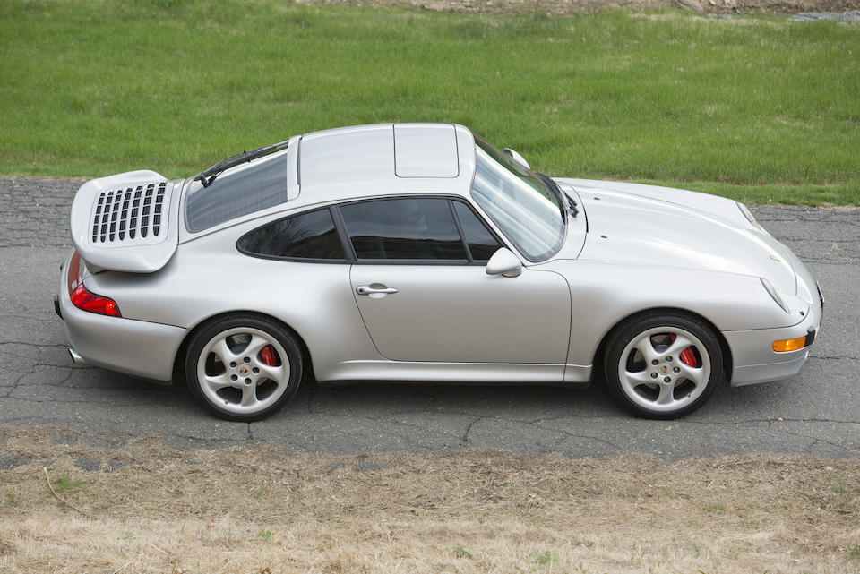 <b>1997 Porsche 993 Turbo</b><br />VIN. WP0AC2993VS375188