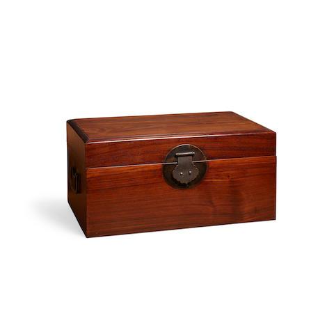 A Hongmu box