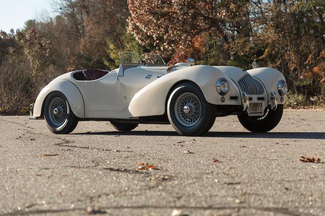 1951アラードK2ロードスター