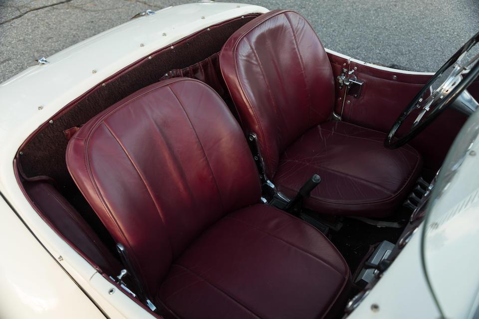 <b>1951 Allard K2 Roadster</b><br />Chassis no. K1845