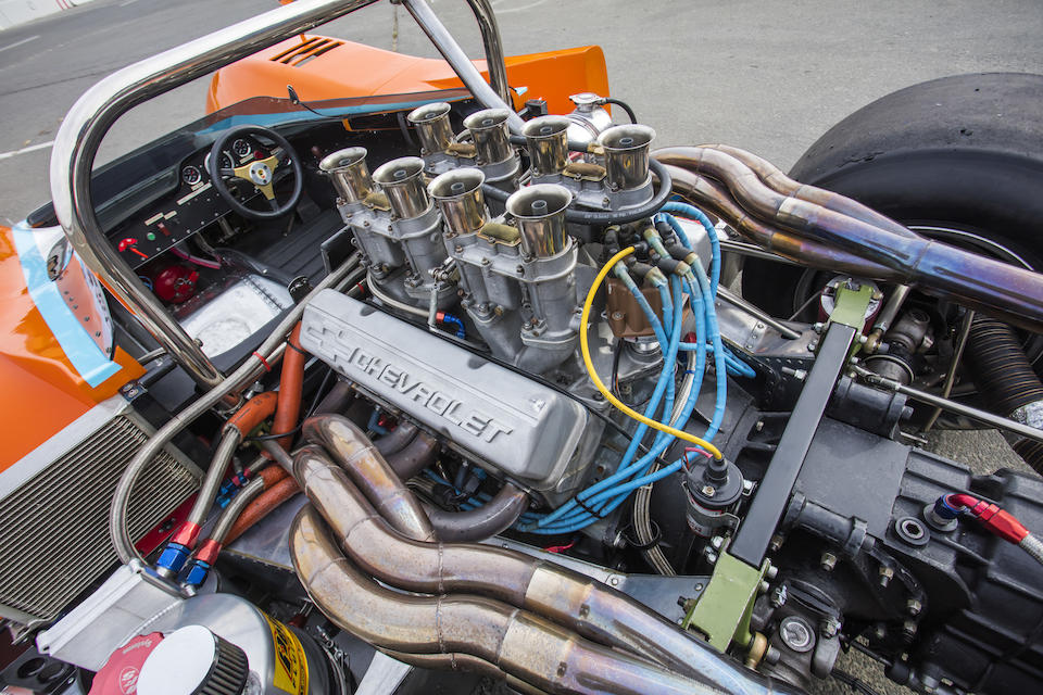 <b>1970 McLaren M8C</b><br />Chassis no. 70-08