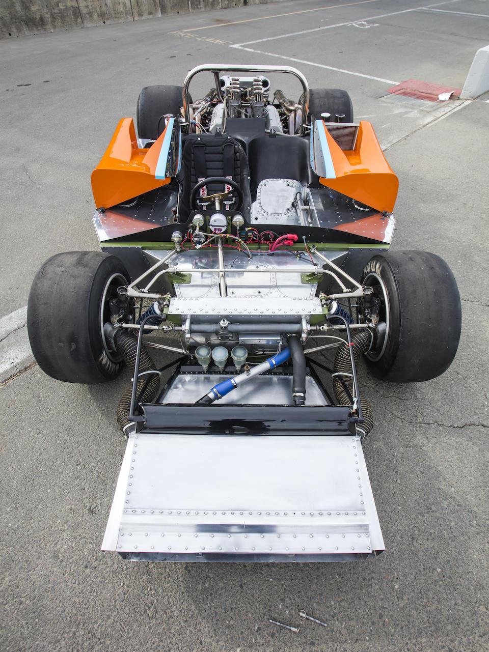 <b>1970 McLaren M8C</b><br />Chassis no. 70-08