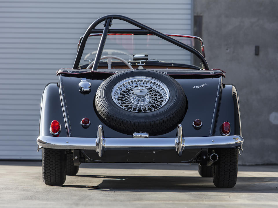 <b>1961 Morgan +4 Super Sports</b><br />Chassis no. 4828 <br />Engine no. TS82104