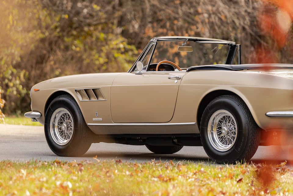 <b>1967 Ferrari 330 GTS </b><br />Chassis no. 9791 <br />Engine no. 9791