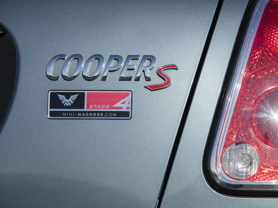 <b>2006 Mini Cooper S John Cooper Works GP</b><br />VIN. WMWRE93596YB72154