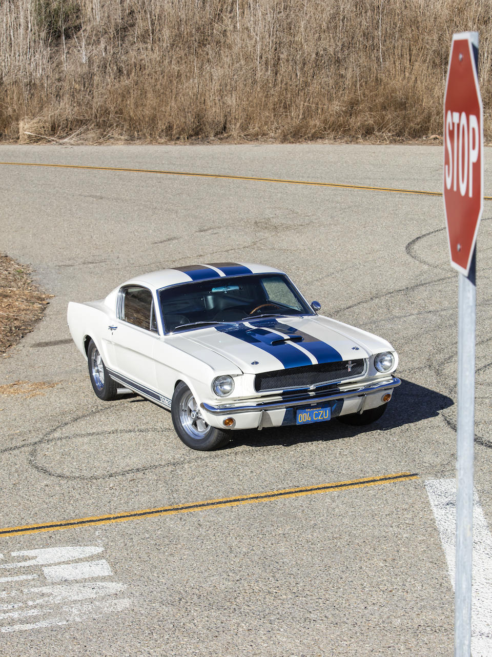 <b>1965 Shelby GT350 Fastback</b><br />Chassis no. SFM5S441