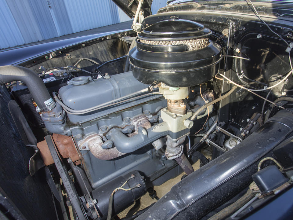<b>1949 Chevrolet Deluxe Woodie Station Wagon</b><br />Chassis no. 20GK-E 12776<br />Engine no. GAA367165