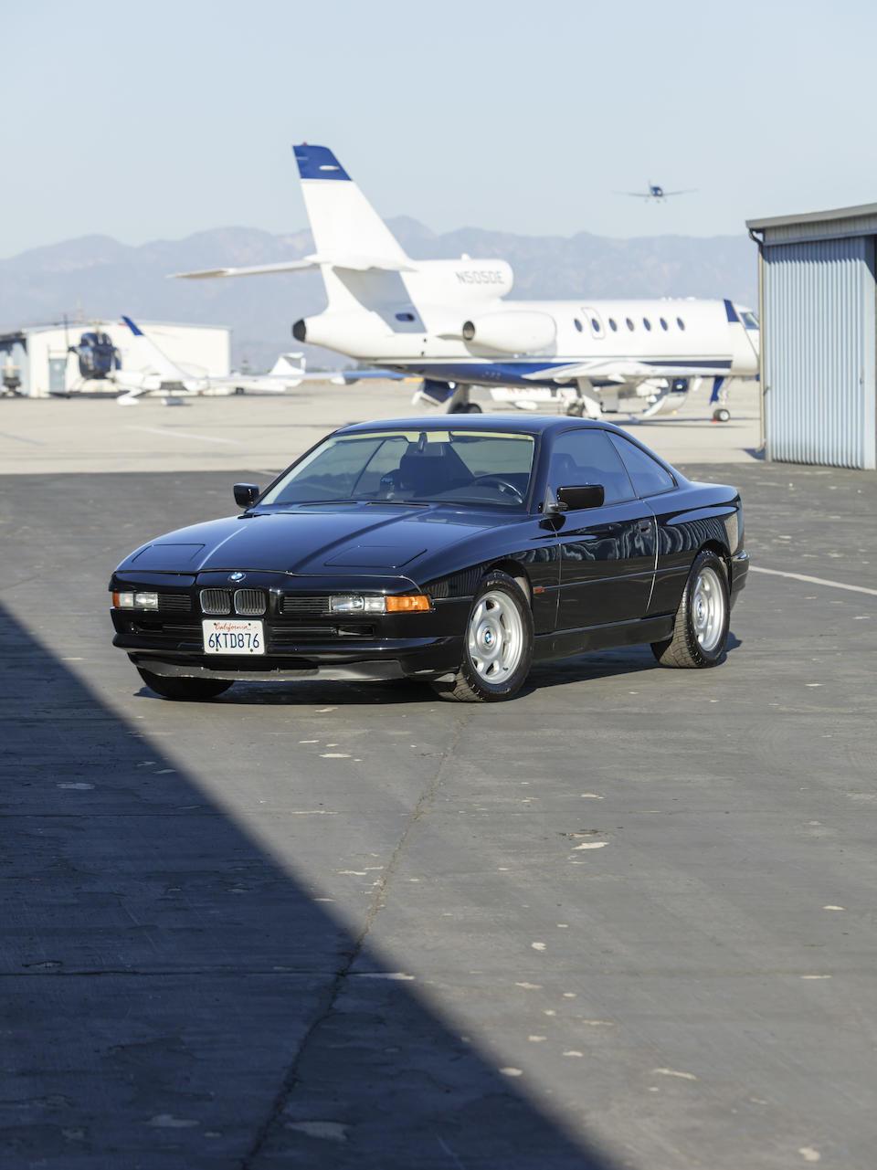 <b>1997 BMW 840Ci</b><br />VIN. WBAEF8322VCC31651